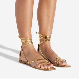 Rochel Lace Up Sandal by Shoedazzle